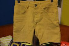 Big E Levis Cut Off Shorts. Vintage 60's Sta-Prest. Used and Abused.
