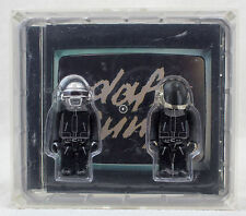 Super RARE! DAFT PUNK Kubrick 100% Set Figure Limited 3000 Medicom Toy JAPAN