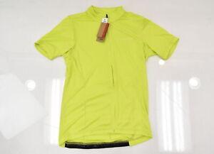 Specialized Women's Medium RBX Classic Short Sleeve Jersey Hyper Green Brand New