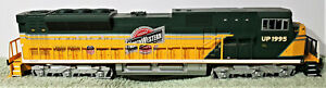 WILLIAMS SD-90 POWERED UP HERITAGE C&NW LOCOMOTIVE #1995 Tested