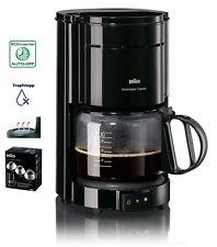 Braun Aromaster classic Kaffeeautomat KF47/1 schwarz Filterkaffeemaschine
