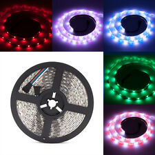 WOW - Waterproof 5m RGBW Cool White 5050 SMD 300 LEDs Flexible Strip Light Lamp