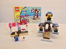 Lego SpongeBob Glove World 3816 Complete Set W Minifigures And Manual, No Box