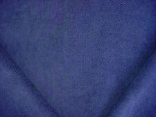 14-1/4Y Kravet 34317 Bimini Baltic Blue Textured Velvet Upholstery Fabric
