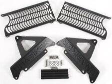Unabiker Radiator Guards Black For Honda CRF250X 04-12 HF250X-K