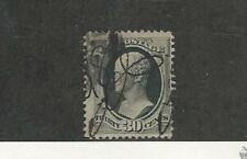United States, Postage Stamp, #190 Used, 1879 Fancy Pen Cancel