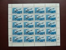 Scott #s 3372 Navy Submarine Stamp Mini-sheet & First Day Envelope