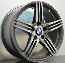 4 x Neu Alufelgen für BMW 18 Zoll 1er F20 F21 2er 3er E90 F30 5er F10 X1 X3 X4