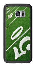 50 yard Line Football On Field For Samsung Galaxy S7 Edge G935 Case Cover by Ato