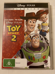DVD - Toy Story 2 (1999 Movie) Disney Pixar Classics - Region 4