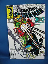 The Amazing Spider-Man #298 (Mar 1988, Marvel) NM Signed McFarlane Venom