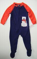 Carter's Just One You 2-Piece Polar Bear/Penquin Boys Sleeper Pajama Set