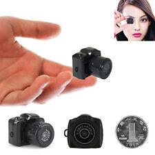 Mini Smallest HD 720P 8.0MP SPY Hidden Security Camera Video Recorder Cam DVR