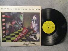 33 RPM LP Record The J. Geils Band Freeze-Frame 1981 EMI America SOO-17062