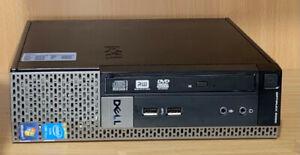 Dell Optiplex 9020 USFF | i7 4770S 3.1GHz | 8GB Ram | 120GB SSD | Win 10 Pro See