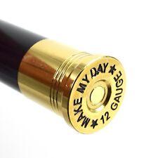 "Black-Gold 12 Gauge Stubby Short Antenna 4"" Fits 07-20 Chevy Silverado 1500 2500"