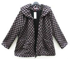 NEU ORINGO Winter Jacke Jacket Veste Giacca XXL 52 54 Lagenlook