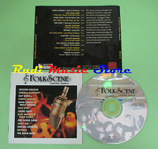 CD FOLK SCENE COLLECTION VOL 3 compilation 2001 JANIS IAN KATE WOLF DAVIS (C25)