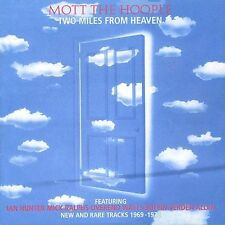 Two Miles from Heaven by Mott the Hoople (CD, Nov-2003, Angel Air)