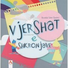 Vjershat e shkronjave (Letters Poems). Childreen book with poetry from Albania