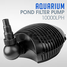 Aquarium Pond Filter Pump - 10,000LPH