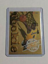 1996-97 Hoops Kobe Bryant #3 Rookie Gold Foil Los Angeles Lakers