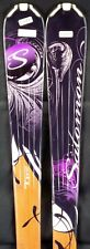 10-11 Salomon Origins Topaz New Women's Skis Size 144cm #632439