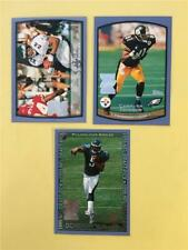 1999 Topps Season Opener Philadelphia Eagles Team Set 3 Cards Donovan McNabb RC