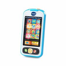 VTech Touch and Swipe Baby Phone - Blue - Online Exclusive Free Shipping