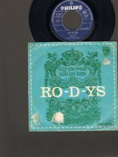 """RO-D-YS Take Her Home SINGLE 7"""" MONO Only One Week 1967 NEDERPOP Dutch Beat"""