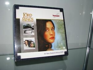 "1/200 SCALE Herpa Air New Zealand Airbus A320 Lord Of The Rings ""Arwen & Eowyn"""