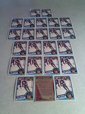 *****Dan Daoust*****  Lot of 23 cards / Hockey