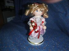 NWT 2016 Nutcracker Ballerina Holdng Soldier  About 7 Inch High
