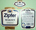 3 Bieretiketten ZIPFER  Bier 🍺 5