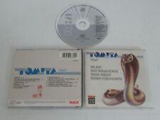 TOMITA/THE BEST OF TOMITA(RCA PD89381)CD ALBUM