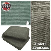 GREEN & GREY Weaved Rot Weatherproof Ground Groundsheet Tent & Awning Carpet Mat