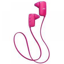 JVC Gumy Sports Bluetooth In Ear Headphones Pink