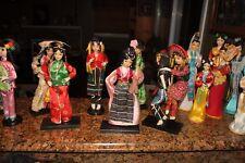 1 lot - Rare Handmade Vintage Asian Dolls