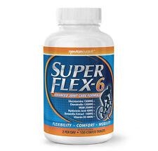 Superflex-6 à 150 Tabl. Glucosamin, Chondroitin, MSM,Hyaluron,Weihrauch, Vit. D3