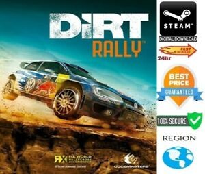 DiRT Rally PC Steam Global **FAST DELIVERY**