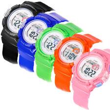 Multifunction Waterproof Electronic Sport Digital Watch For Child Girl Boy Gift