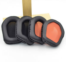 2 pair Ear pad for Tritton Trigger Stereo Headset for Xbox 360 black orange
