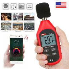 Sound Level Meter Digital LCD Display Noise Tester Measurement 30-130DB Decibel