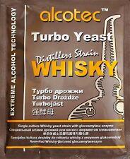 Turbohefe Alcotec Whisky + GA Enzym Alkohol Gärhefe Hefe Brennhefe Whisky Hefe