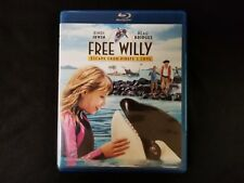 Free Willy Escape From Pirates Cove Blu ray