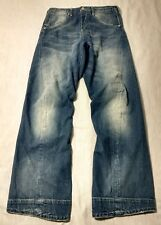 Men's Levi's Engineered Retro Remake Back Buckle Button Fly Jeans W32 L34