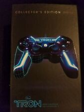 Ps3 TRON Limited Edition Collectors Lighted Wired Controller RARE