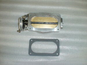 99-04 supercharged Lightning Magnum Power SBTB throttle body Whipple Kenne Bell