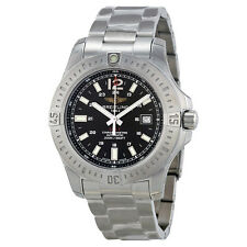 Breitling Colt Automatic Black Dial Stainless Steel Mens Watch A1738811-BD44SS