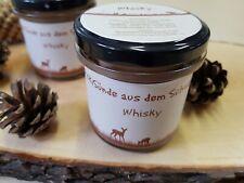 """""""SchokiSünde"""" aus dem Schwarzwald – Whisky Schokoladen Brotaufstrich – 180g."""